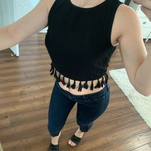 DO+BE Cropped Top